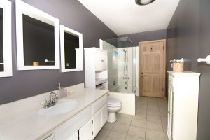 Bathroom 1, 5832 Valerie Ave, Woodland Hills home for sale by The Lauras Real Estate Team
