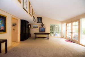 Living Room. 5832 Valerie Ave, Woodland Hills home for sale by The Lauras Real Estate Team